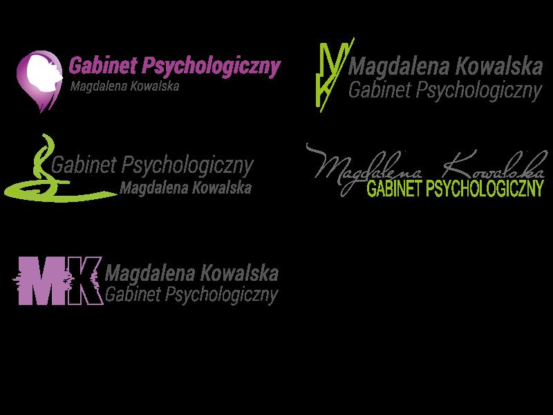 gabinet psychologiczny loga