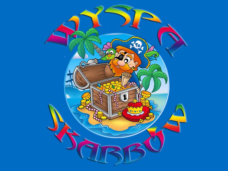 logo wyspa skarbów