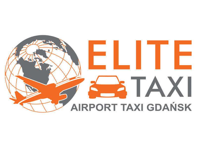 Logo Elite Airport Taxi Gdańsk