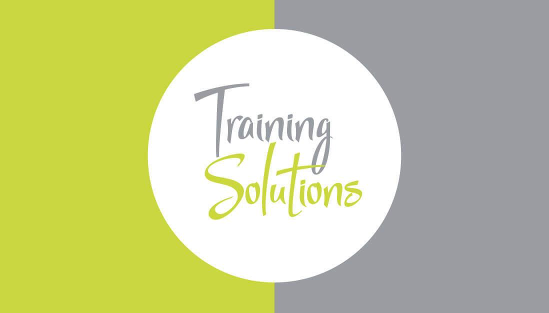 Training Solutions wizytówka firmowa