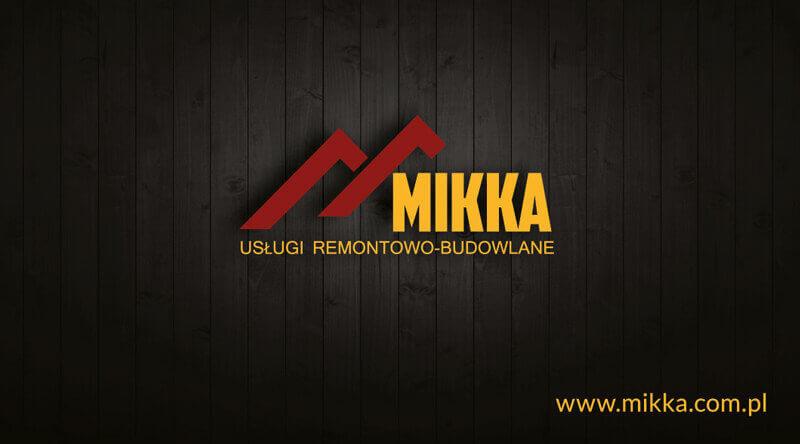 Wizytówka dla firmy remontowo-budowlanej Gdańsk