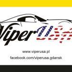ViperUSA - projekt wizytówki firmowej