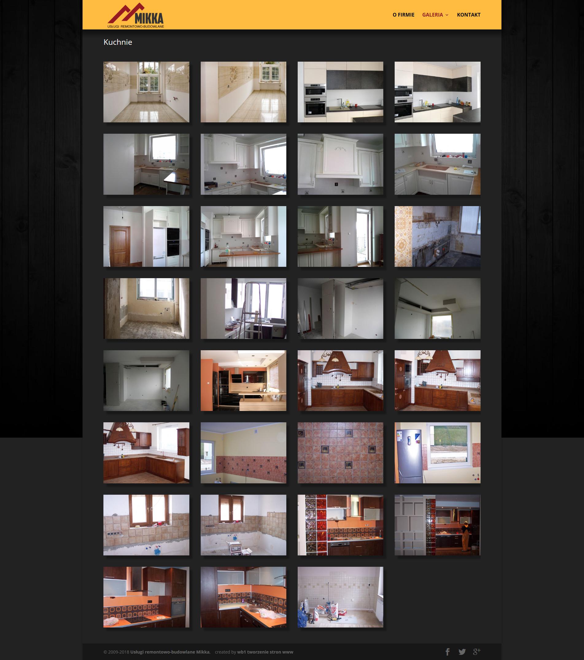 usługi remontowe galeria