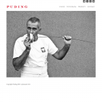 Strona internetowa Puding
