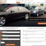 Strona internetowa firma taxi