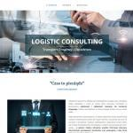 logistic consulting - strona www