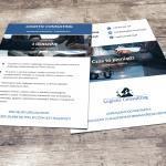 ulotka reklamowa Logistic Consulting