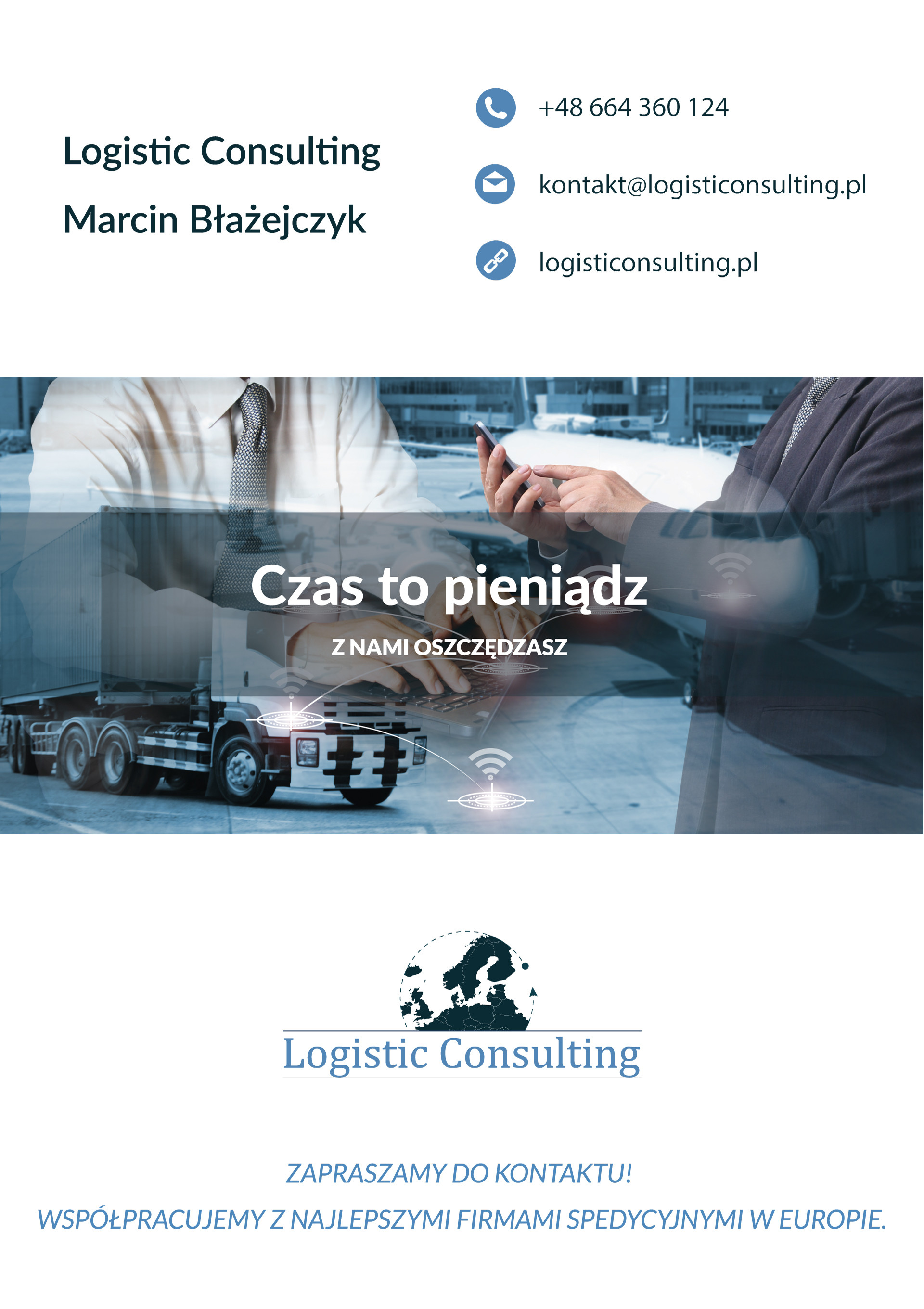 ulotka Logistic Consulting 1