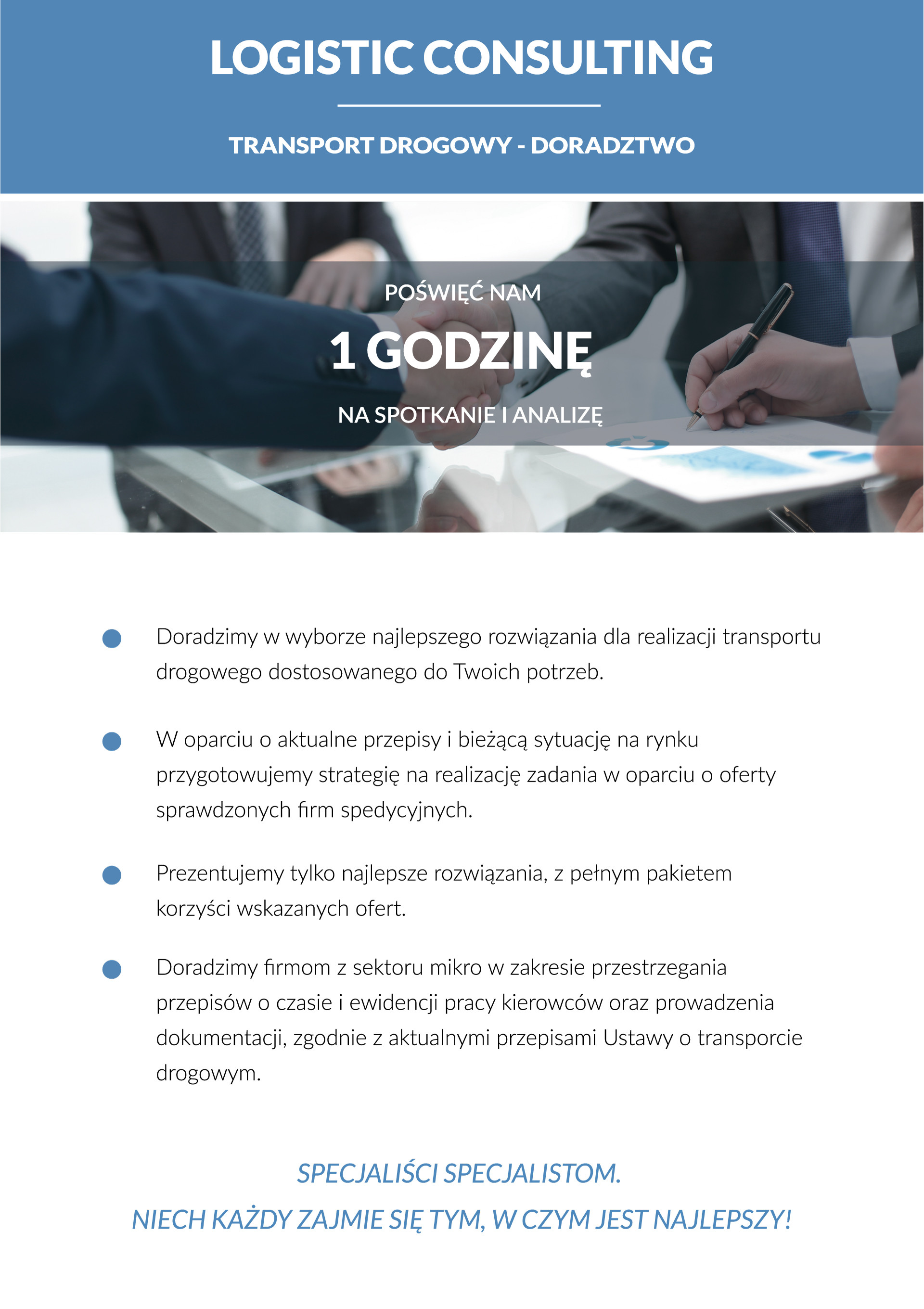 ulotka Logistic Consulting 2